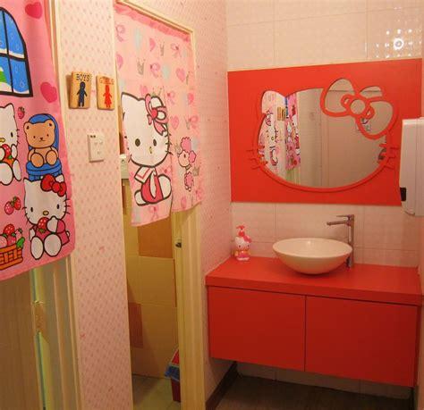 10 Best Hello Kitty Bathroom Images On Pinterest Hello Hello Bathroom