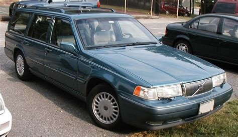 volvo station wagon 1998 file volvo 960 wagon jpg
