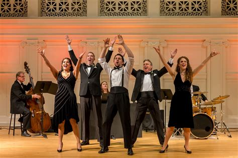 Light Opera Works by Light Opera Works Offers An Uplifting Evening Of Jule