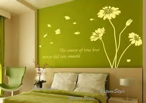 Flower Wall Decals For Nursery Flower Wall Decals Nursery Vinyl Wall Decals Flowers Wall
