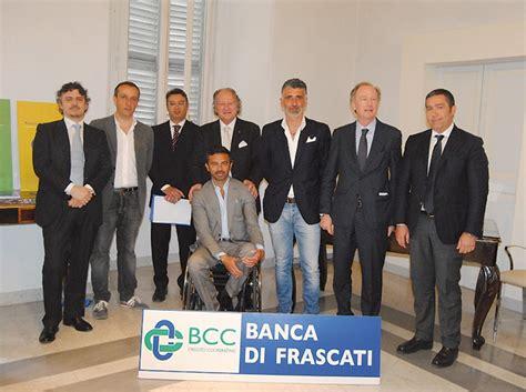 Banca Di Credito Cooperativo Dei Castelli E Degli Iblei by Nuovo Cda Banca Frascati Meta Magazine