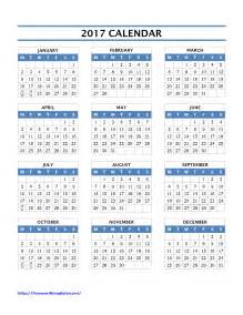 free word calendar template 2017 calendar templates freewordtemplates net
