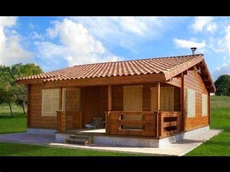 casas de co en madera bonitas casas de madera youtube