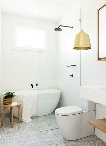 bathroom floor wet around toilet white tessellate bowl featured in cm studio s cross street