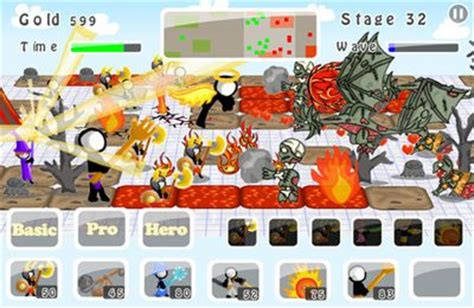 doodle wars doodle wars 5 sticks vs zombies iphone free