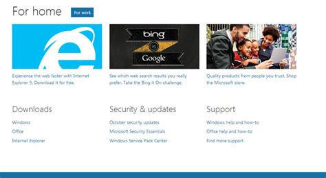Microsoft Home Page Microsoft Home Page Devices And Services Rachael Edwards