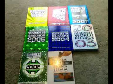 guinness world records science stuff books guinness world record books collection