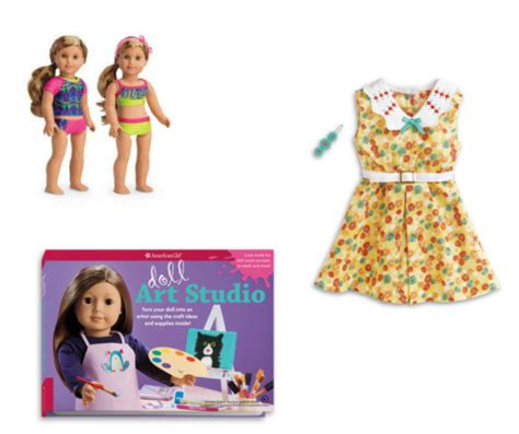 American Girl Doll Sweepstakes 2017 - 50 off sale items from american girl