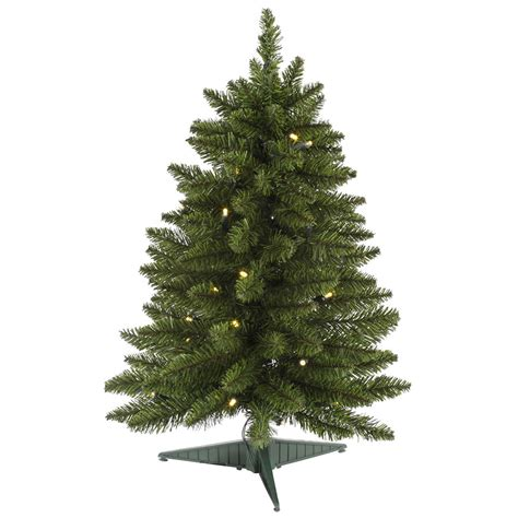 24 inch artificial trees green 24 inch led timer pine tree with 30 warm white