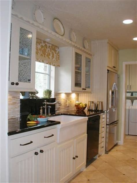 Galley Kitchen Cabinets The 25 Best Galley Kitchen Redo Ideas On Small Kitchen Redo Kitchen Ideas Instead