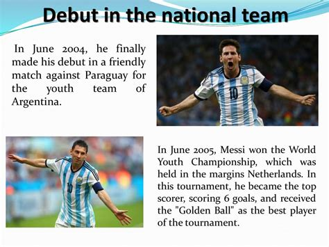 lionel messi biography powerpoint lionel andres messi презентация онлайн