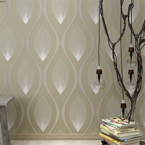 wallpaper for walls roll modern straw wallpapers waterproof pvc wall paper roll