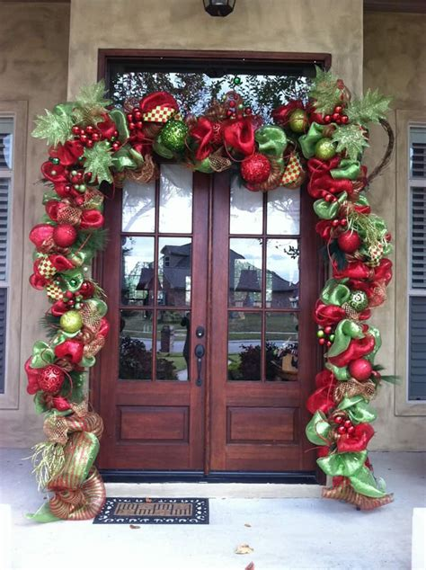 porch decorations for christmas 40 stunning christmas porch ideas