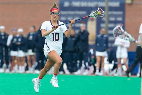 Mba Lacrosse by Uconn S Lacrosse Pair Named To Preseason All Big