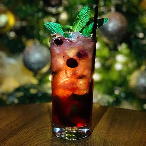 21 Christmas Cocktails To Make In 2017 Stayglam Mojito Day 10 Killer Cocktail Tattoos