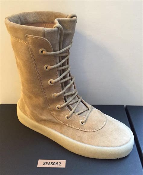 two boots kanye west yeezy season 2 boot sneaker bar detroit