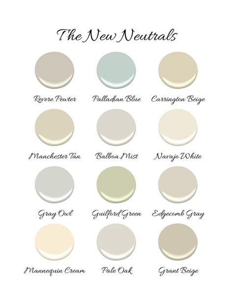 the 25 best pale oak benjamin ideas on neutral paint farmhouse color pallet
