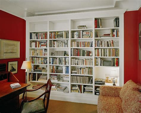 Home Office Ideas With Bookshelves Eclectic Home Office Bookshelves Design For The Home