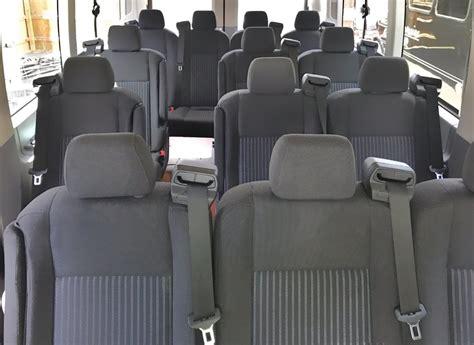 passenger coachvan styles charlottesville limousine