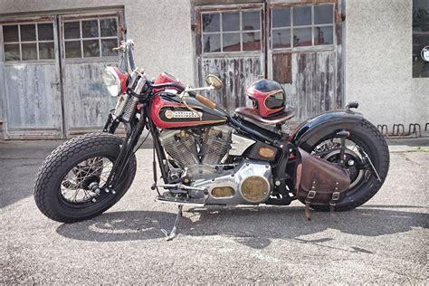 Harley Springer Tieferlegen by Harley Davidson Softail Springer Bobber Basis Harley