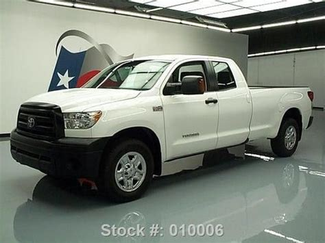 toyota tundra long bed for sale buy used 2010 toyota tundra dbl cab 4x4 long bed 6