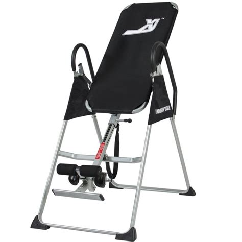 heavy duty inversion table gracelove heavy duty deluxe inversion therapy table what