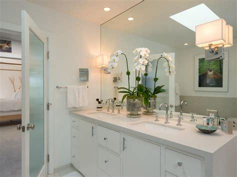 Light Sconces For Bathroom by Vanity Lighting Hgtv