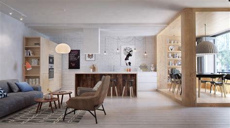 Offene Veranda by Offene K 252 Che Mit Wohnzimmer Pro Contra Und 50 Ideen