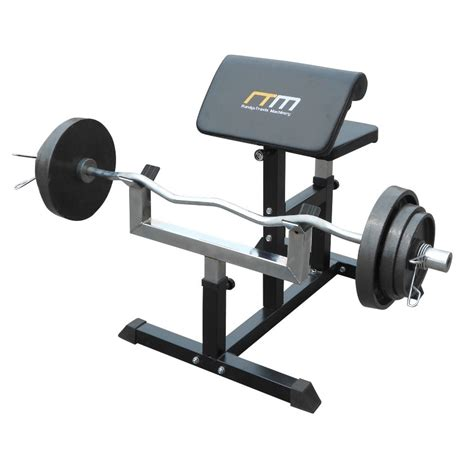 curling bench seated preacher curl bench online sportitude