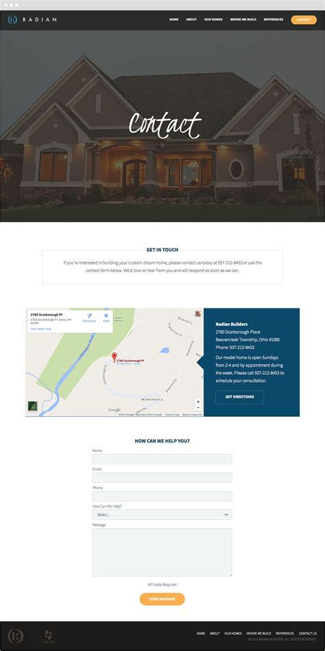 home builder website design 100 home builder website design website design and