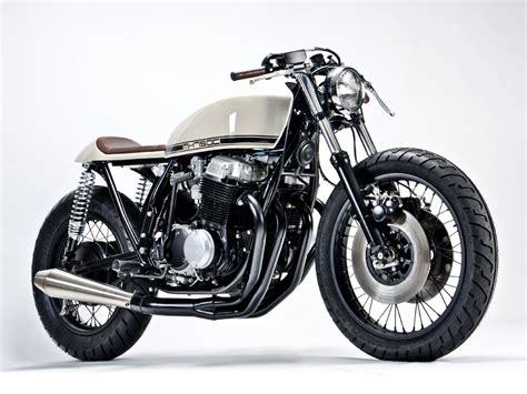 honda cb750 honda cb750 cafe racer by motohangar bikebrewers com