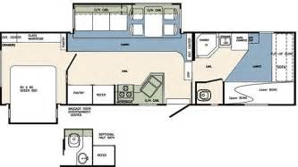 Forest River Fifth Wheel Floor Plans by 2008 Forest River Wildcat 32qbbs Fifth Wheel Th Riceville