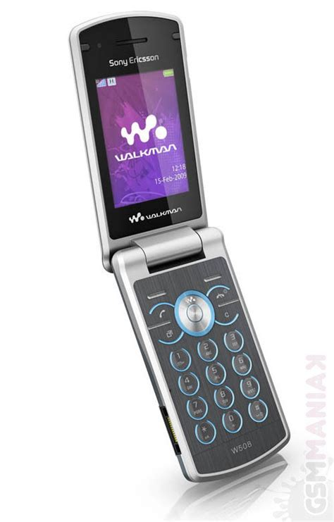 Hp Sony Walkman sony ericsson w508 stylowa klapka muzyczna gsmmaniak pl