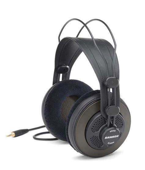 Headphone Samson Sr850 Buy Samson Sr850 Single Studio Headphones At Best