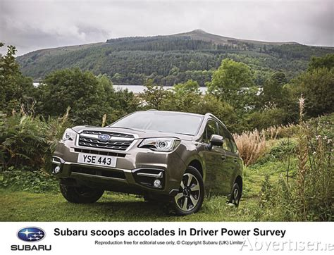 win a subaru outback advertiser ie subaru outback and forester win driver awards
