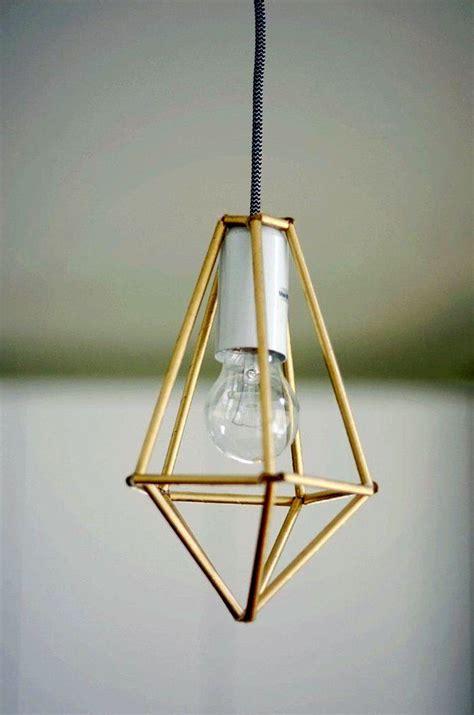 pendant light diy pendant light diy with straws