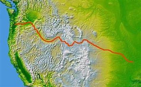 map of oregon 1840 exploring the west timeline timetoast timelines
