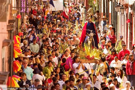 holy week traditions in mexico