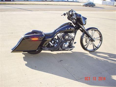 Harley Davidson Big Wheel by 2013 Harley Davidson Streetglide Big Wheel Bagger Custom