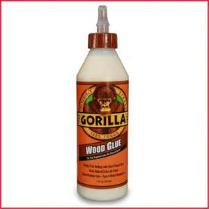gorilla wood glue hardwood sofwood waterproof