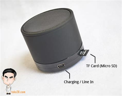 Speaker Mini Surabaya mini bluetooth speaker dengan usb dan tf card