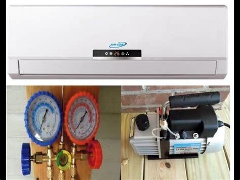 installation ductless mini split 410a air conditioner heat mitsubishi compressor aircon unit installation ductless mini split 410a air conditioner heat mitsubishi compressor aircon