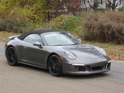 Porsche 7 Speed Manual by Dealer Inventory 2015 Porsche 911 Gts Cab 7 Speed Manual