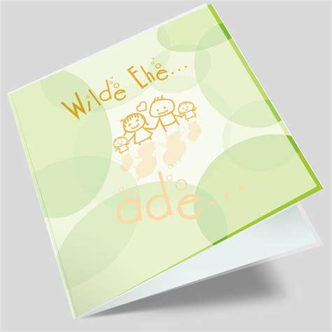 Hochzeitseinladung Bilder by Hochzeitseinladungskarte Wilde Ehe Ade Gr 252 N