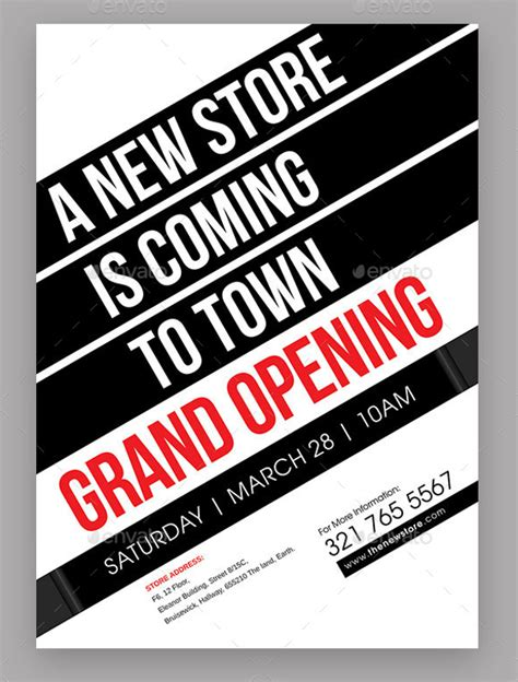 opening soon flyer template grand opening flyer awesome grand opening flyer grand opening flyer templates 15