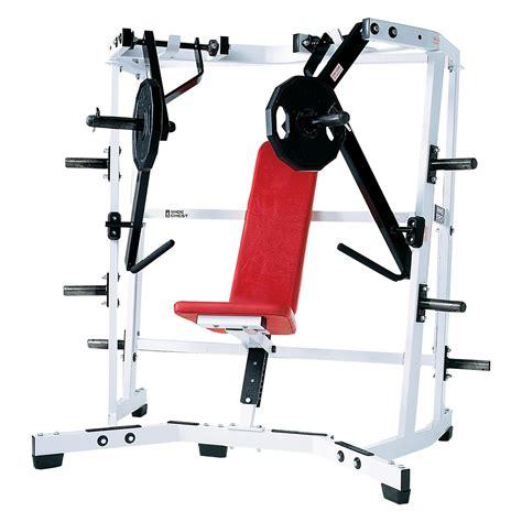 hammer strength bench press strefa wolnych ciężar 243 w hammer strength centrum formy dąbrowa g 243 rnicza