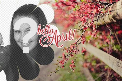 testo ciao ciao carta da parati primavera con il testo ciao aprile