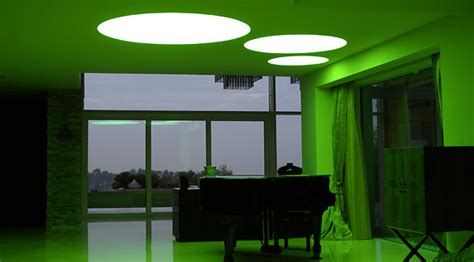 soffitto teso luminoso soffitto teso luminoso barrisol idee di design nella