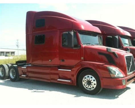 2013 volvo truck for sale 2013 volvo vnl64t780 sleeper truck for sale gulfport ms