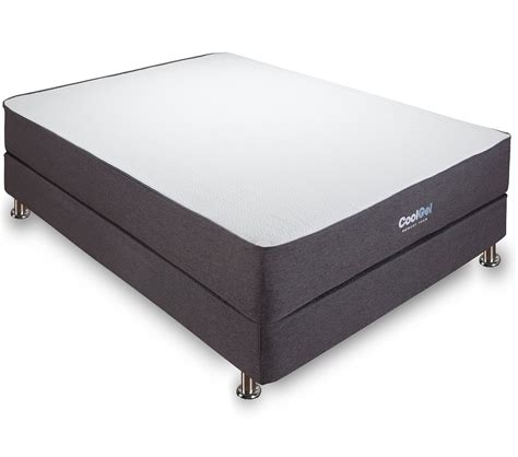 Dormia Memory Foam Mattress by Iso Pedic 10 5 Quot Cool Gel Memory Foam Mattress By Dormia